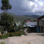 Blick auf Berge bei Iringa Tansania