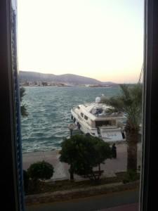Hafen Chios