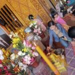 gebet könig kambodscha