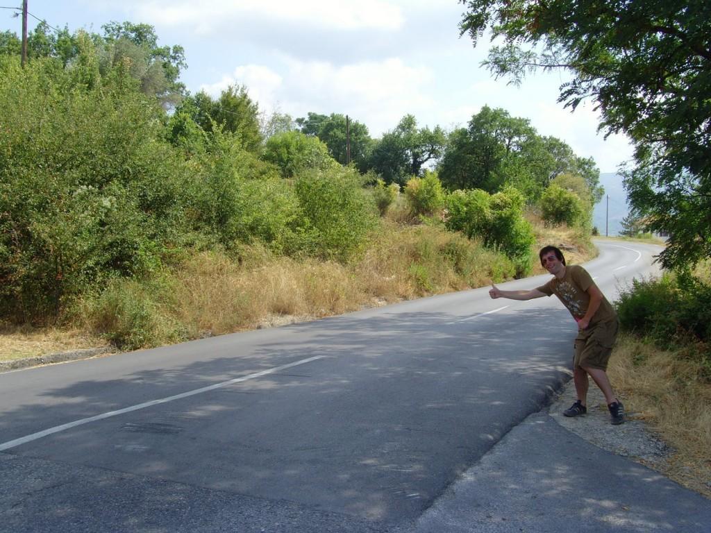 Sicher Trampen - Tipps um per Anhalter zu fahren