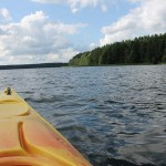 Road trip through Lithuania: With a canoe through the Aukstaitija National Park
