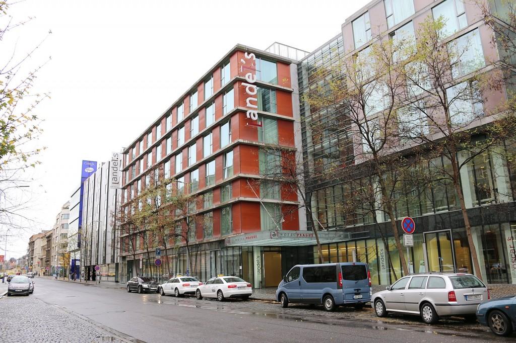 andel's hotel prag straße