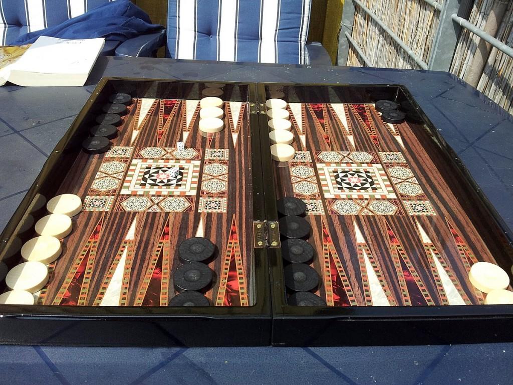 backgammon aufstellung