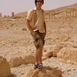 Peter Palmyra Syrien