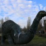 Dinosaurier Spreepark Berlin