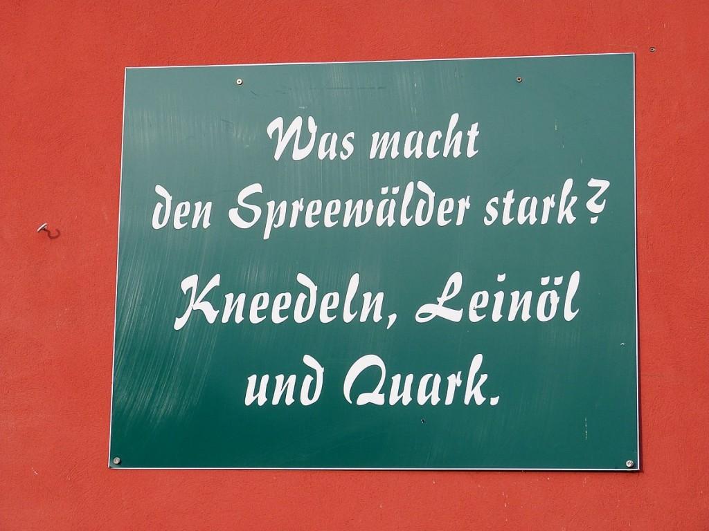 quark und leinöl