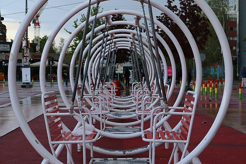 superkilen kopenhagen park kunstwerke verrückt