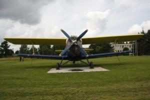 Antonov 2, AN-2, Fallschirmspringen Litauen
