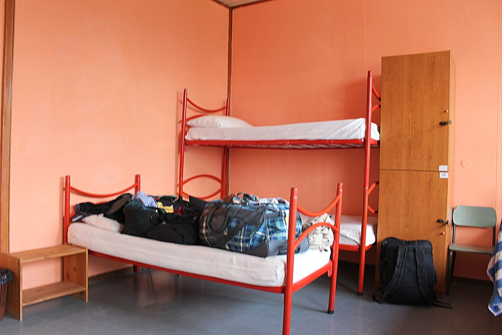 Hostel Zimmer Savona Italien