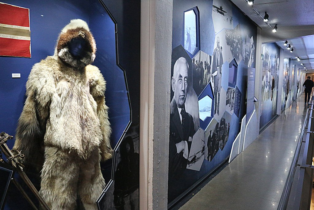 Fram-Museum Expeditionen Südpol Oslo-Pass