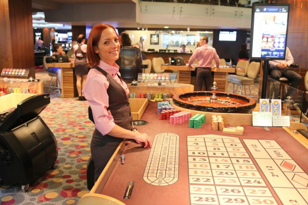 Im Casino International kann man ein wenig mit dem Glück spielen.