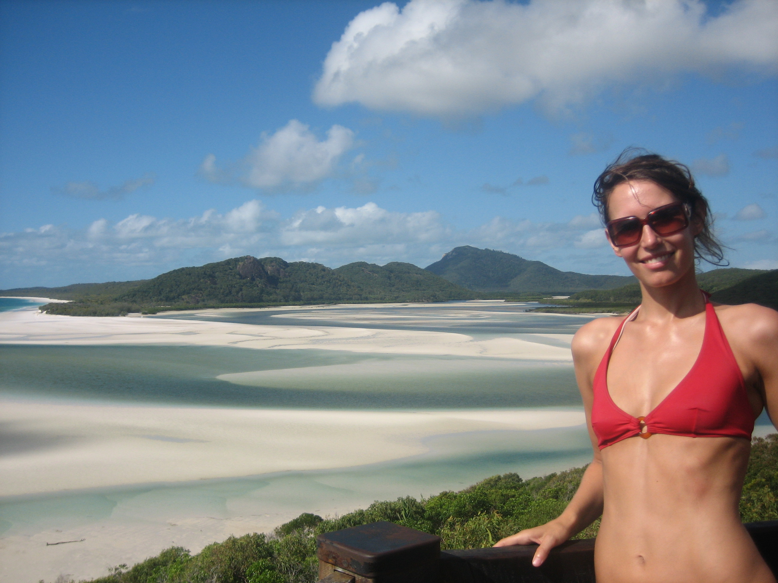 Whiteheaven Beach Whitsunday Islands Queensland Australia