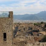 Pompeji heute moderne Stadt