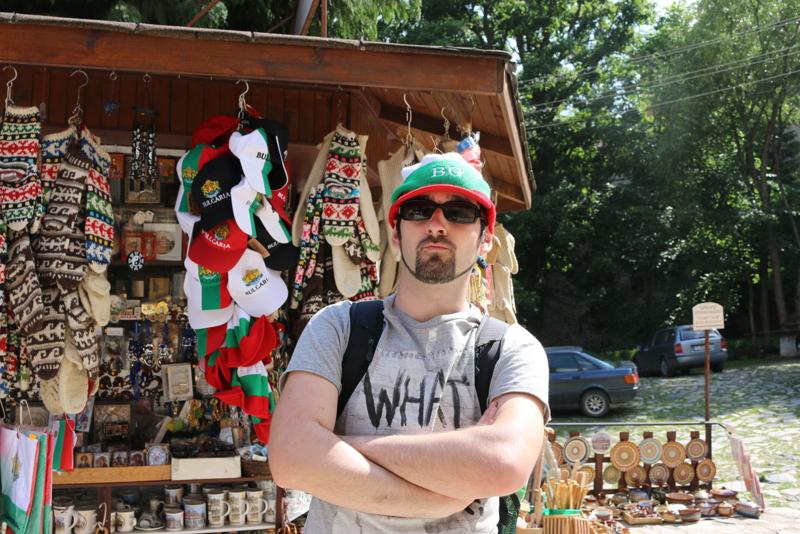 Souvenire Rila Bulgarien