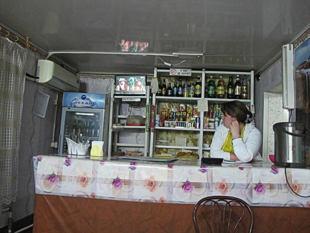 Kneipe Sibirien