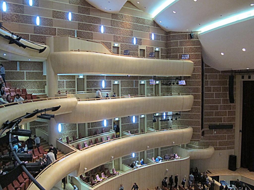 Das Opernhaus in Wladiwostok.