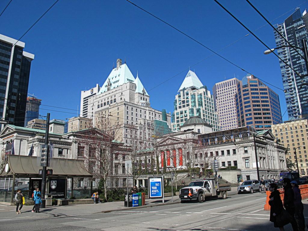 Vancouver hat mich nach den Lobreden auf die Stadt etwas enttäuscht.