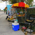 Obststand Little Haiti