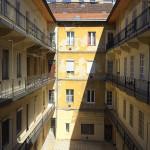Hinterhof jüdisches Viertel