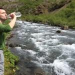 Glymur Wasser trinkbar