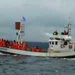 Whale Watching Husavik Boat