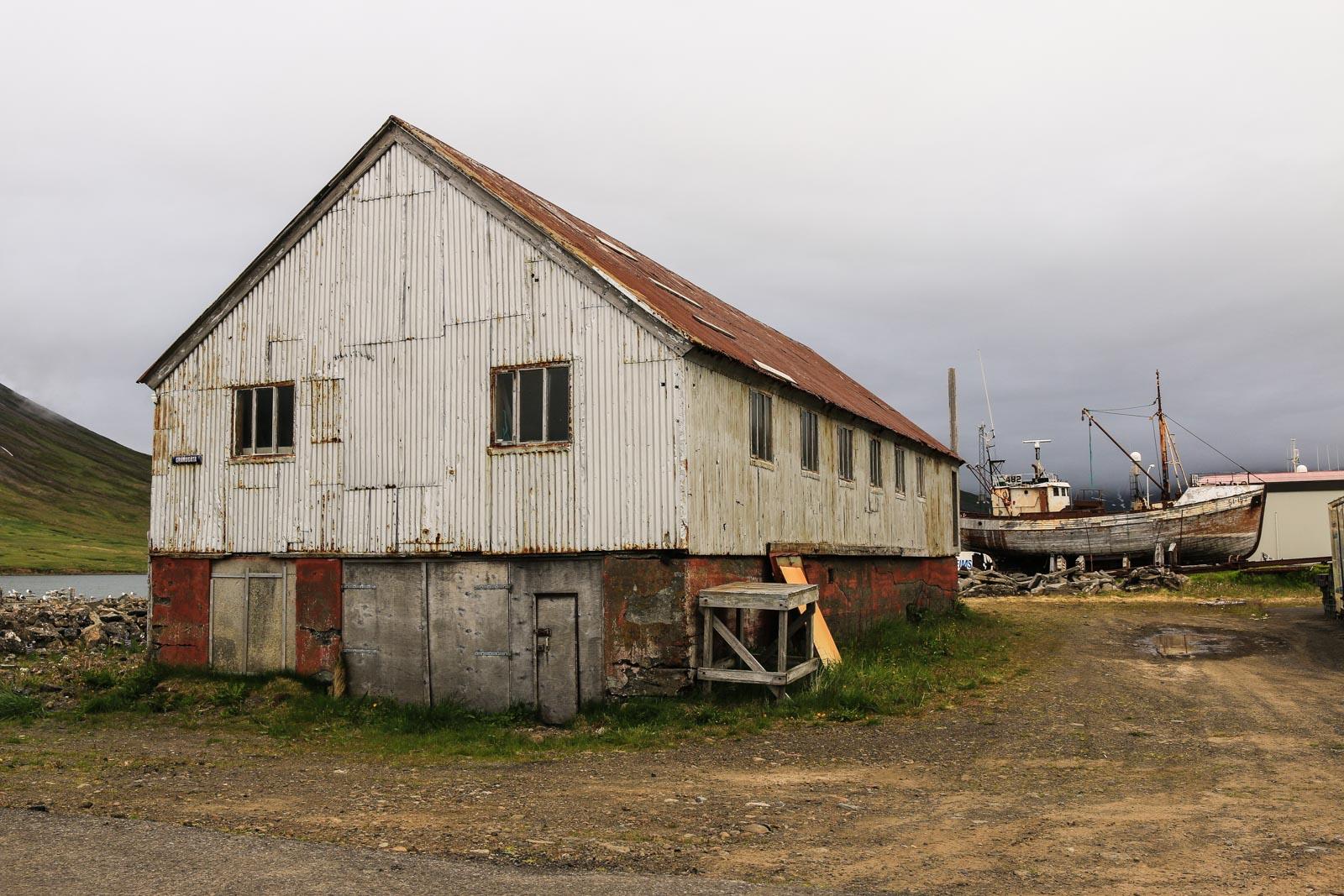 Siglufjordur Bootshaus