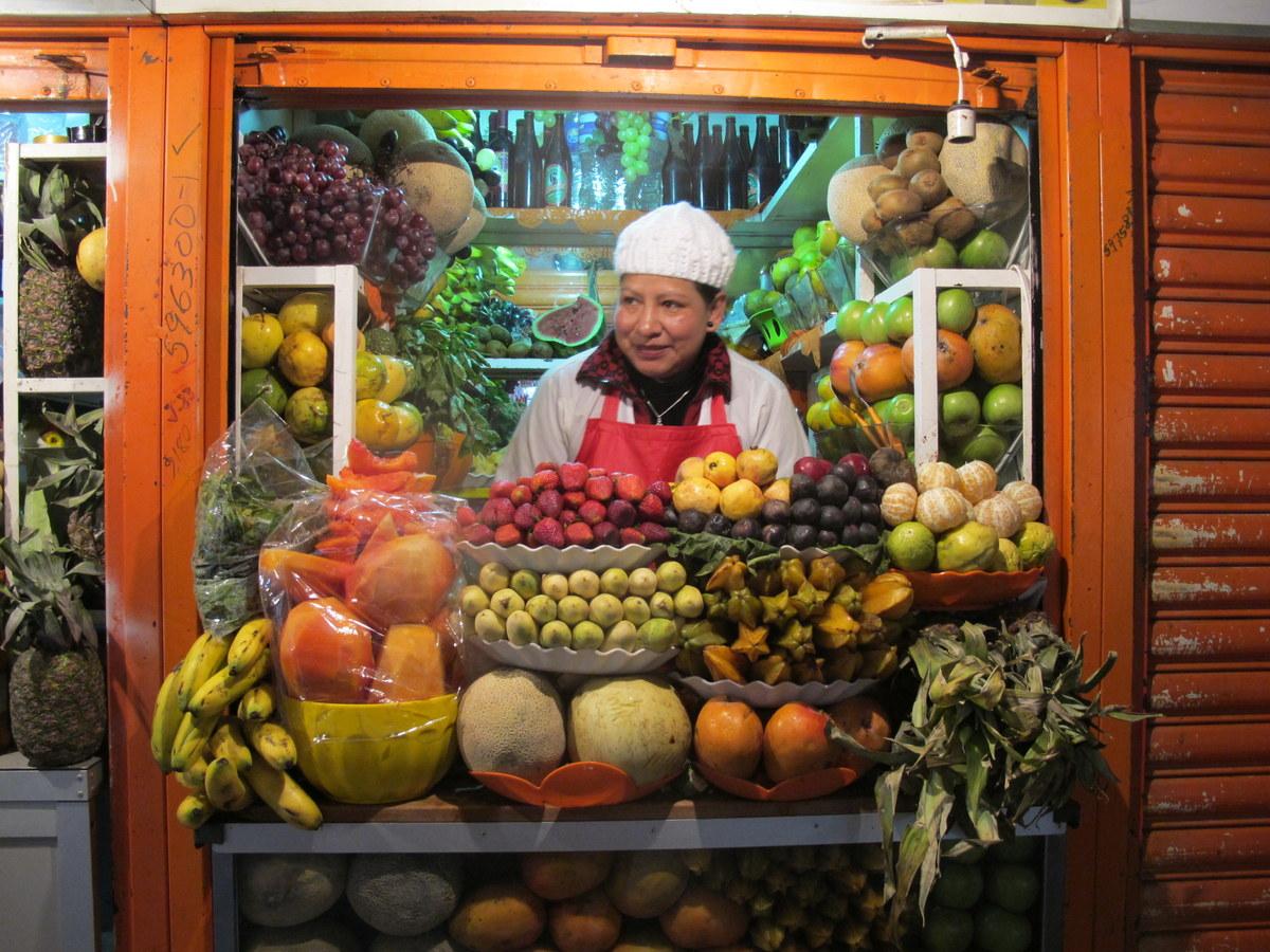 Tutti Frutti - endlich gibt es auch für Vegetarier wieder etwas leckeres.