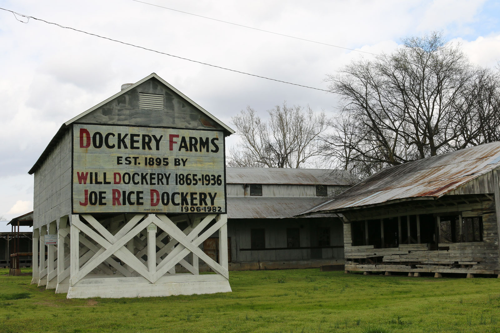 Dockery Farms.