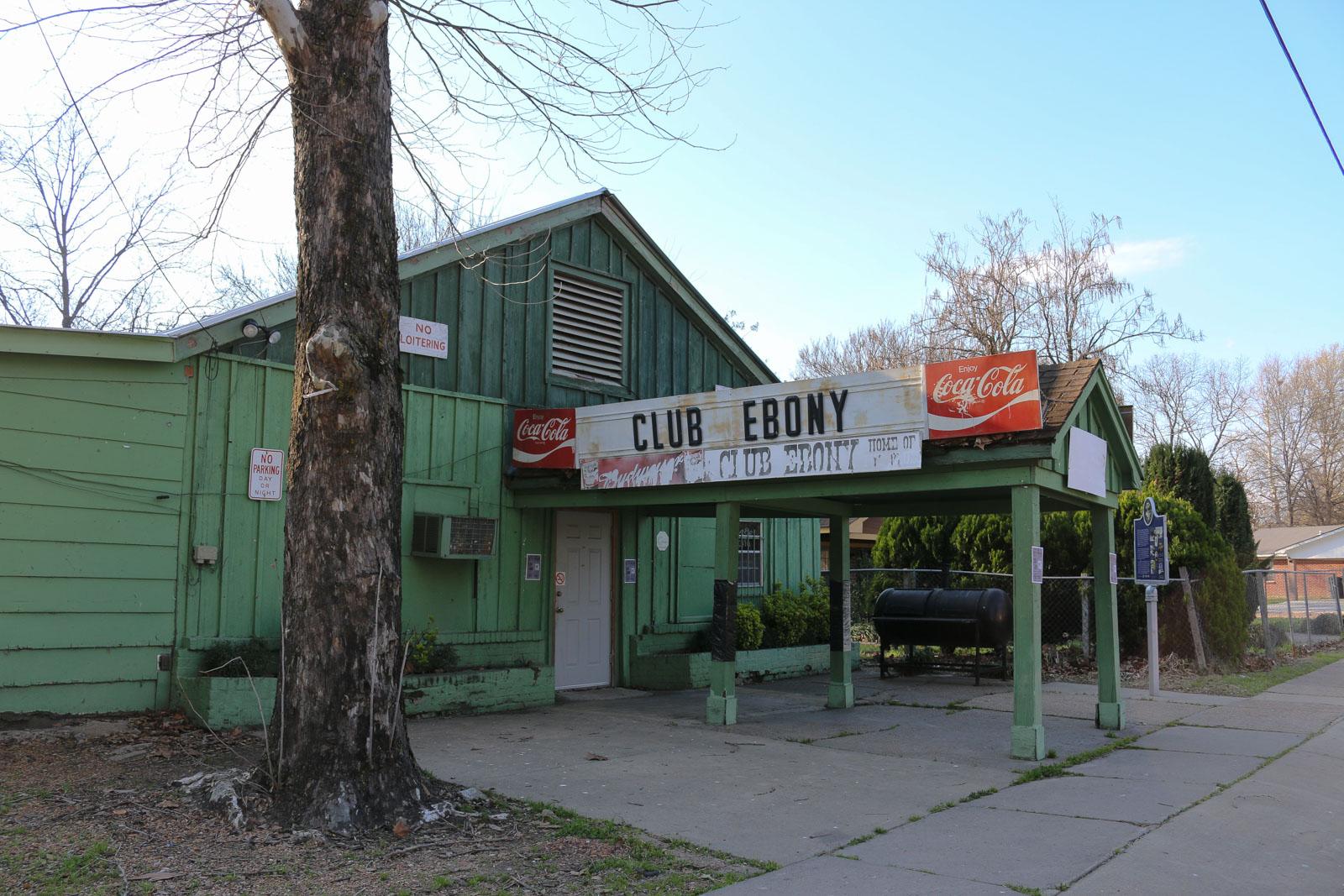 Club Ebony Juke Joint Indianola Mississippi