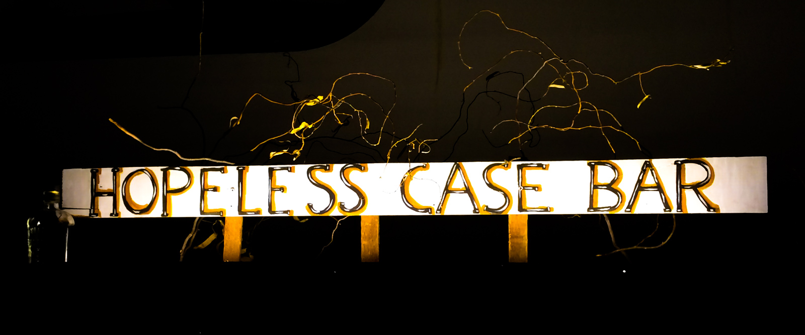 Hopeless Case Bar Clarksdale Mississippi