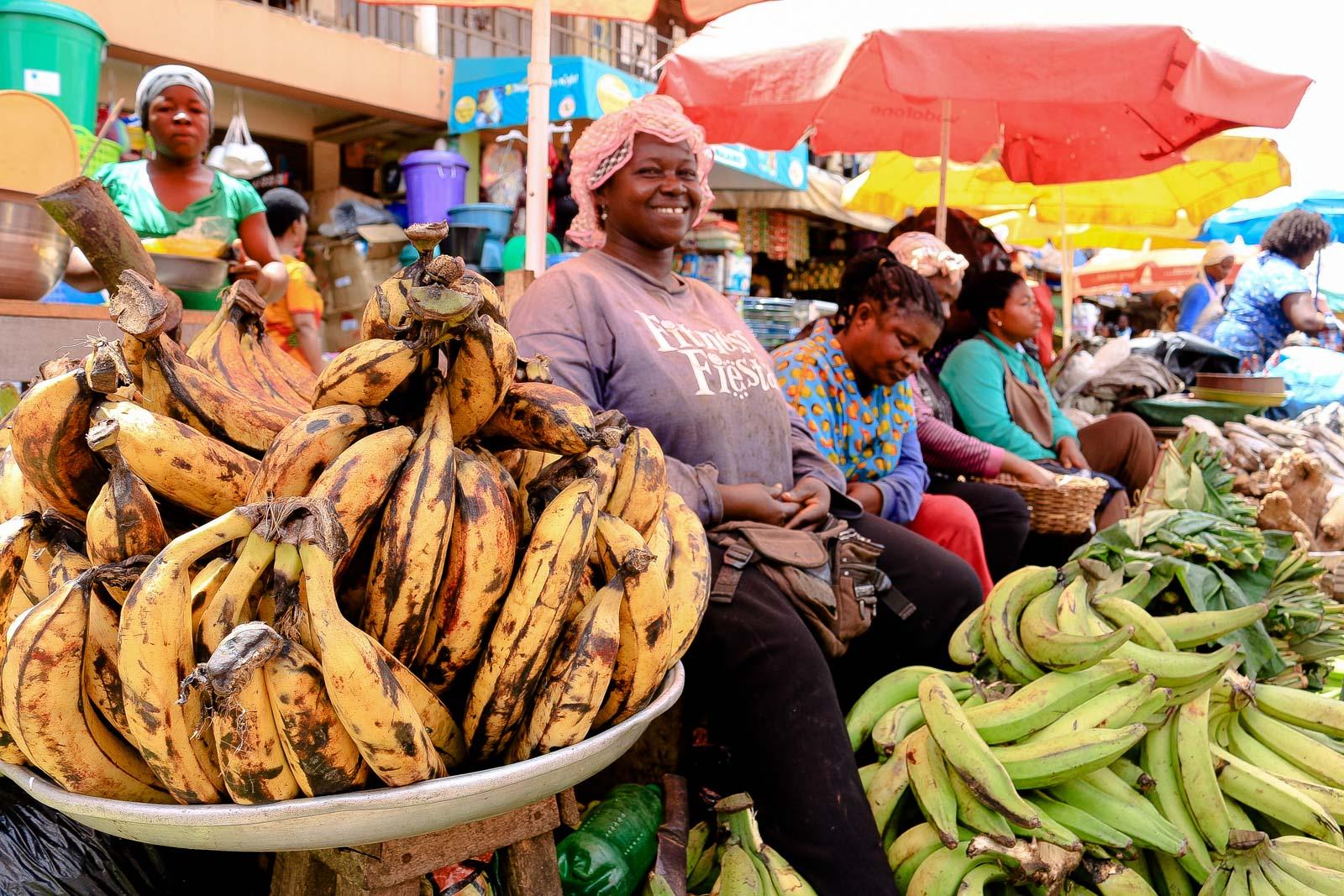 Central Market Kumasi