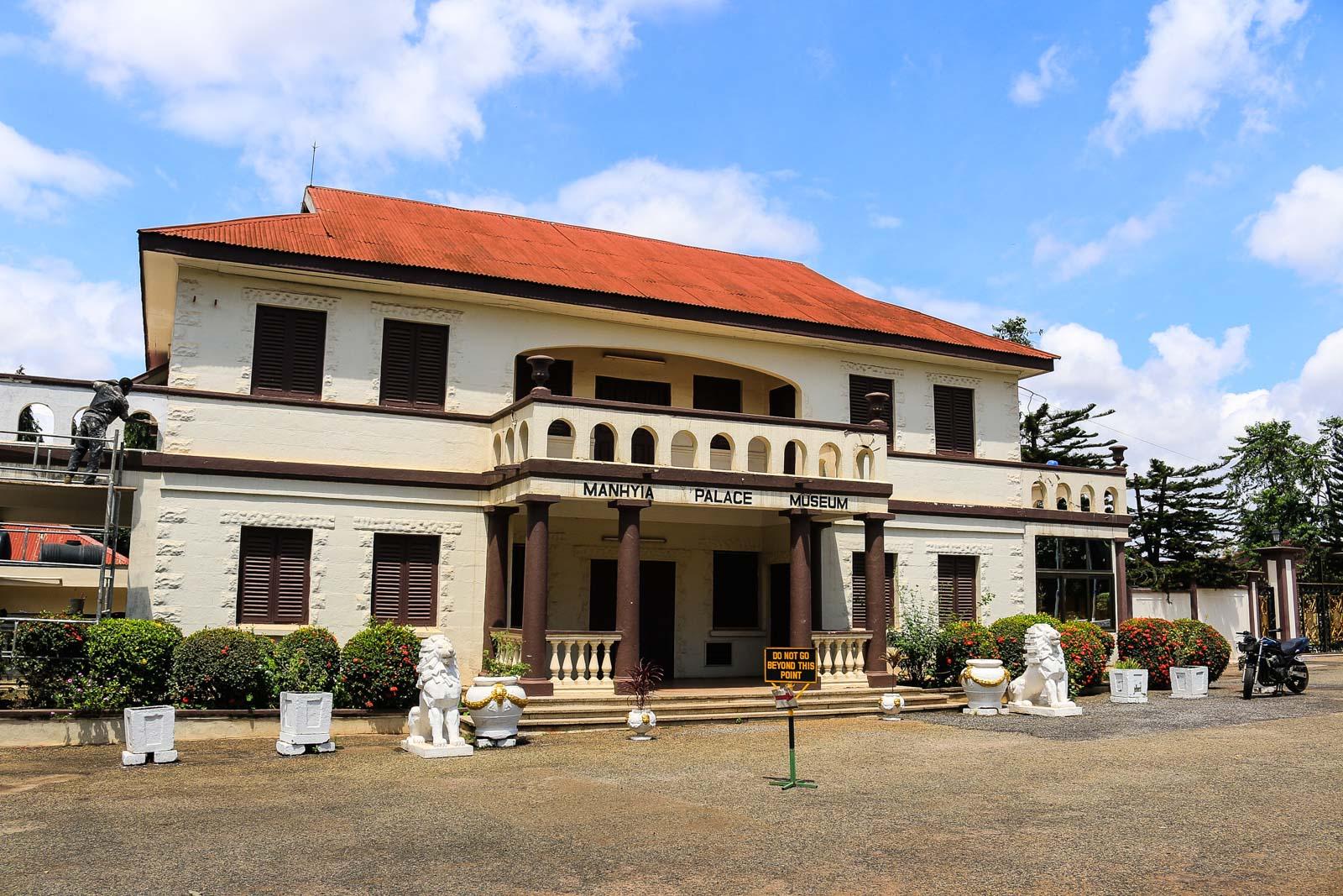 Ashanti Palace Kumasi