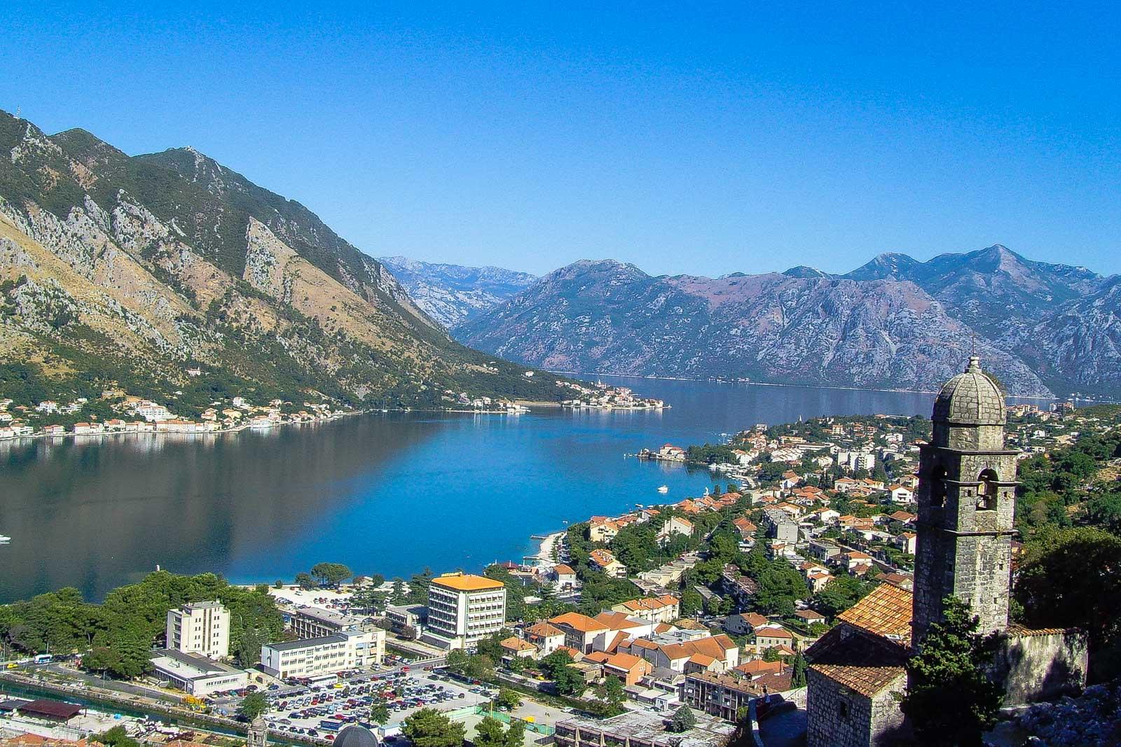 MOntenegro Europa Nicht-Reiseliste Kotor