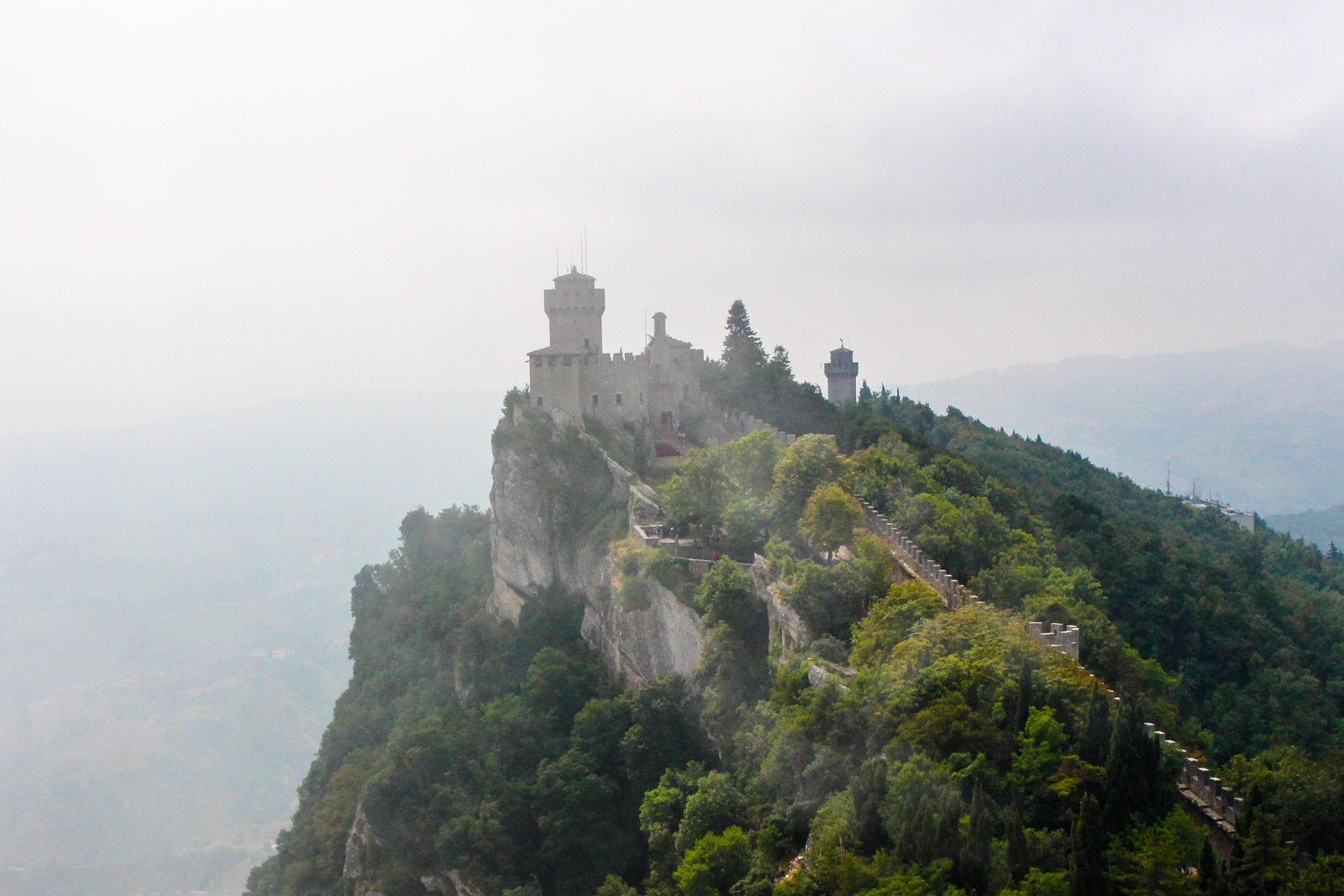 San Marino Europa Nicht-Reiseliste