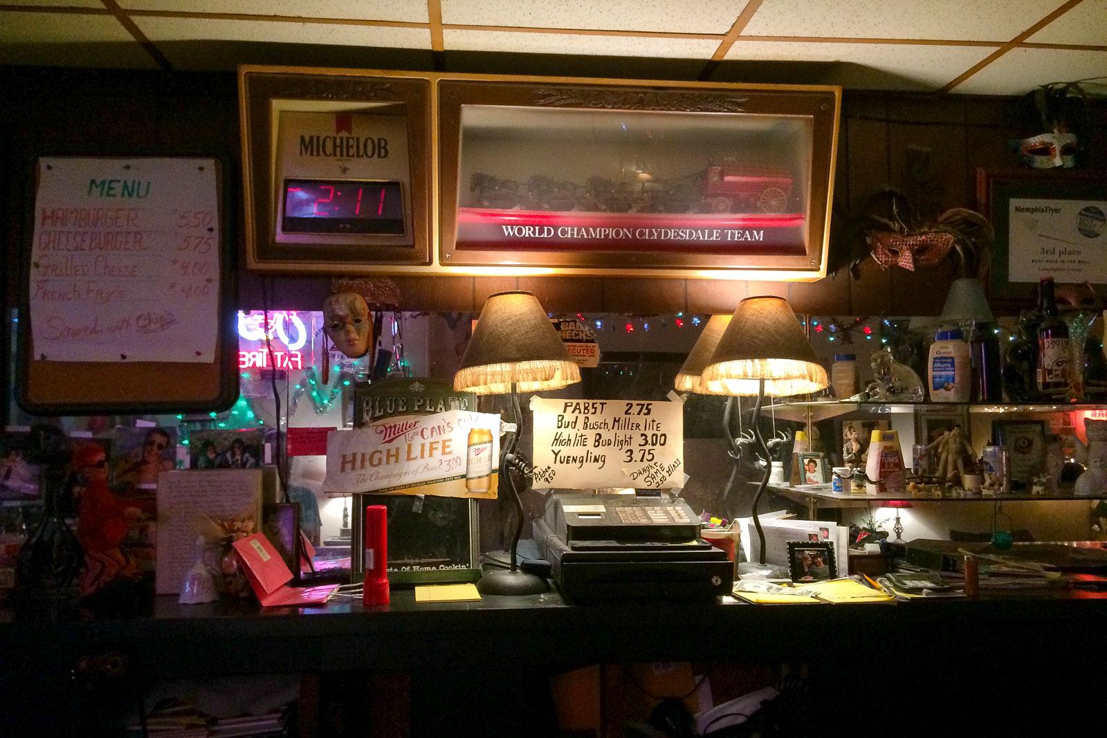 Lamplighter Lounge Memphis