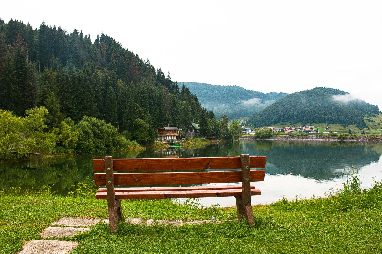 Slovensky Raj Rastplätze