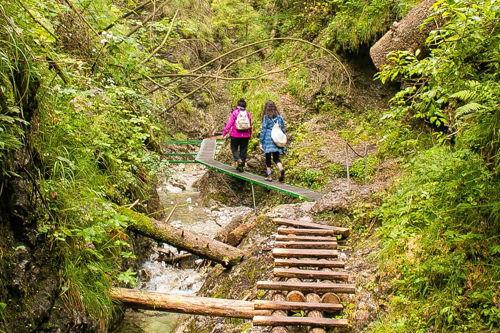 Sucha Bela Wanderwege