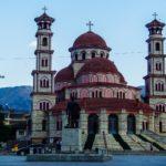 Albanien Rundreise Kirche Korca