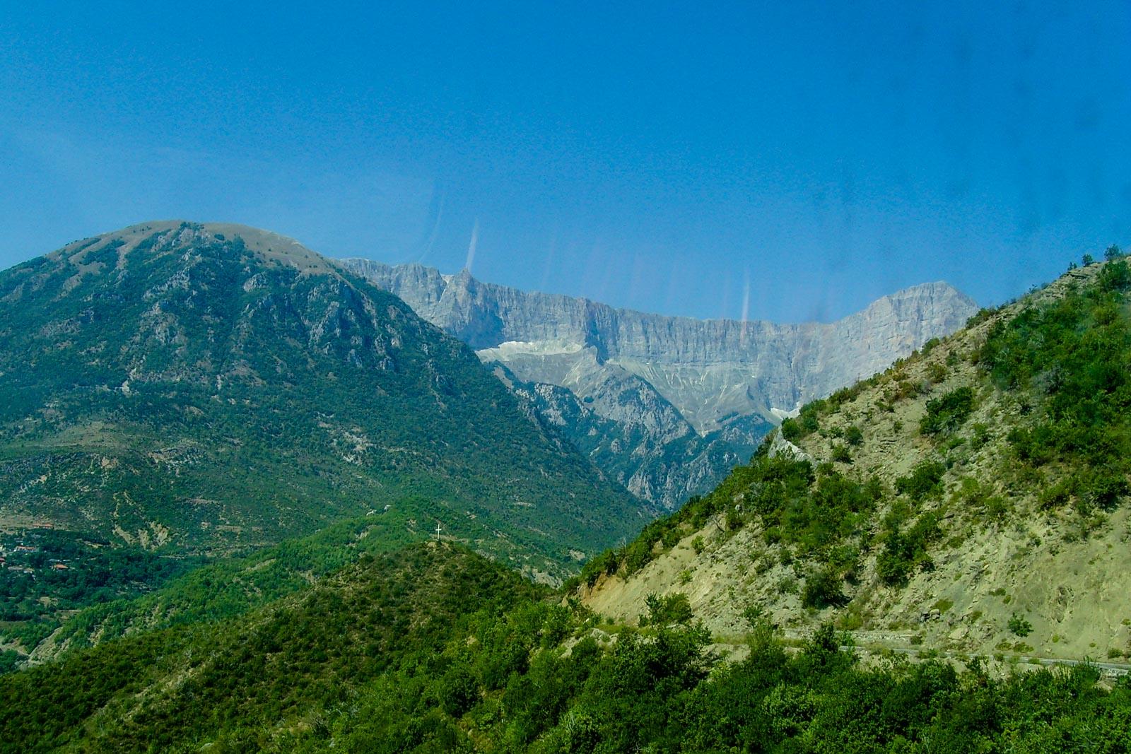 Albanien Rundreise Ceraunisches Gebirge