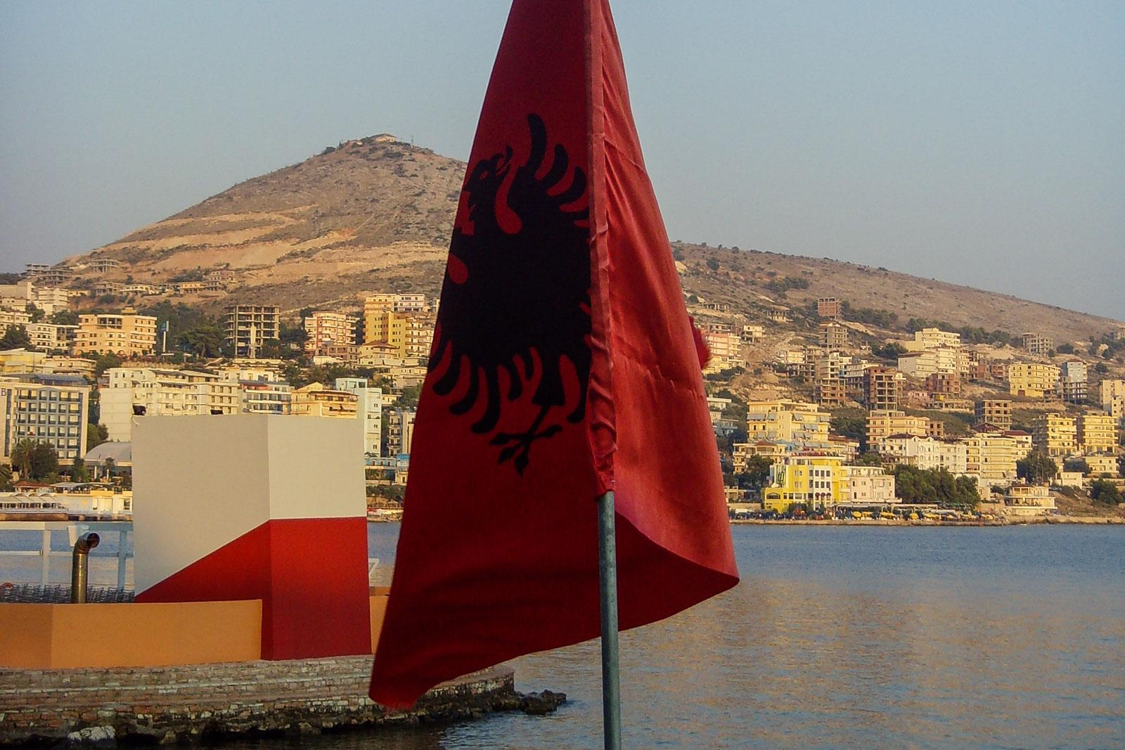 Saranda Albanien Rundreise