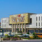 Skanderbeg-Platz Tirana