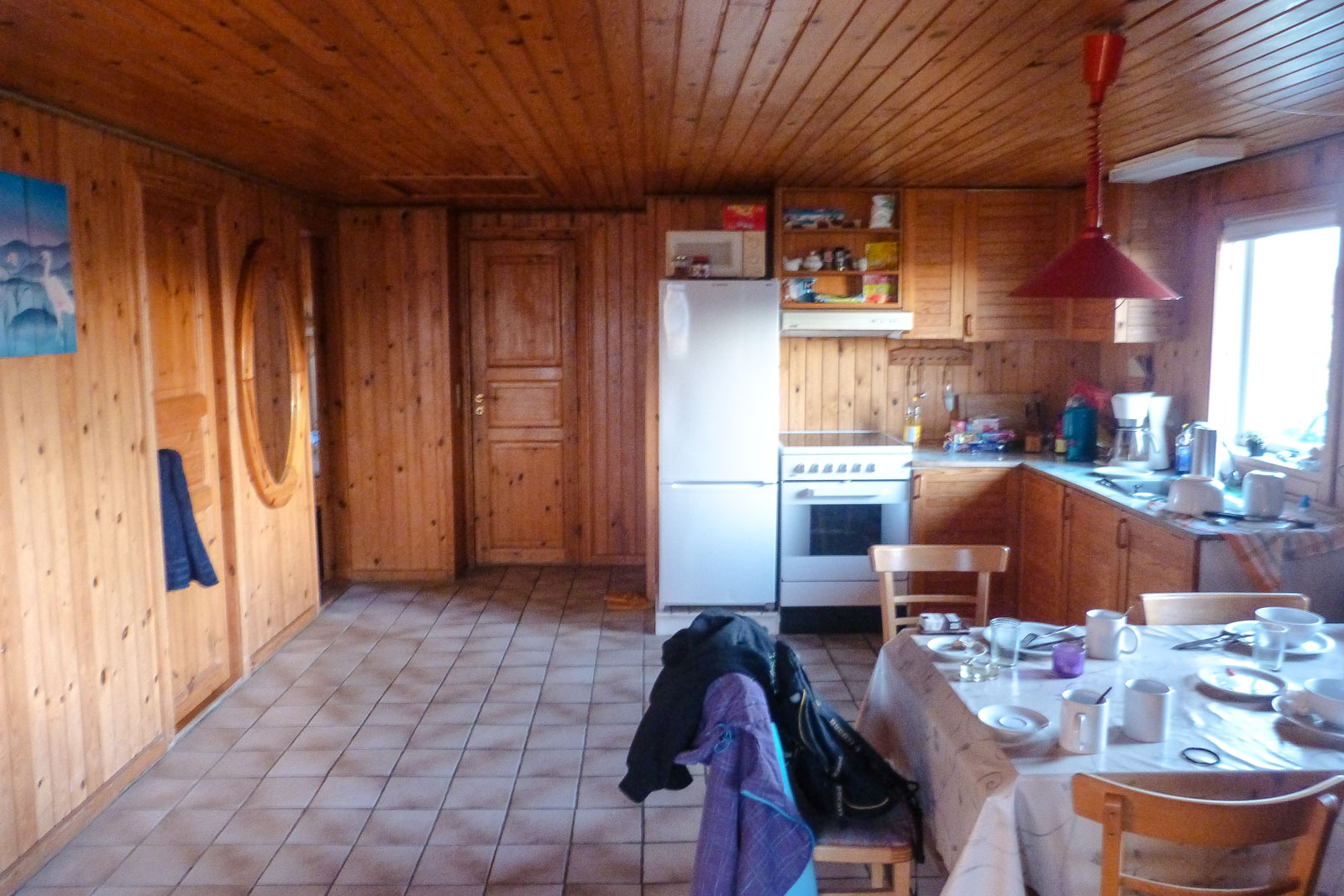Ferienhaus Dänemark Küche