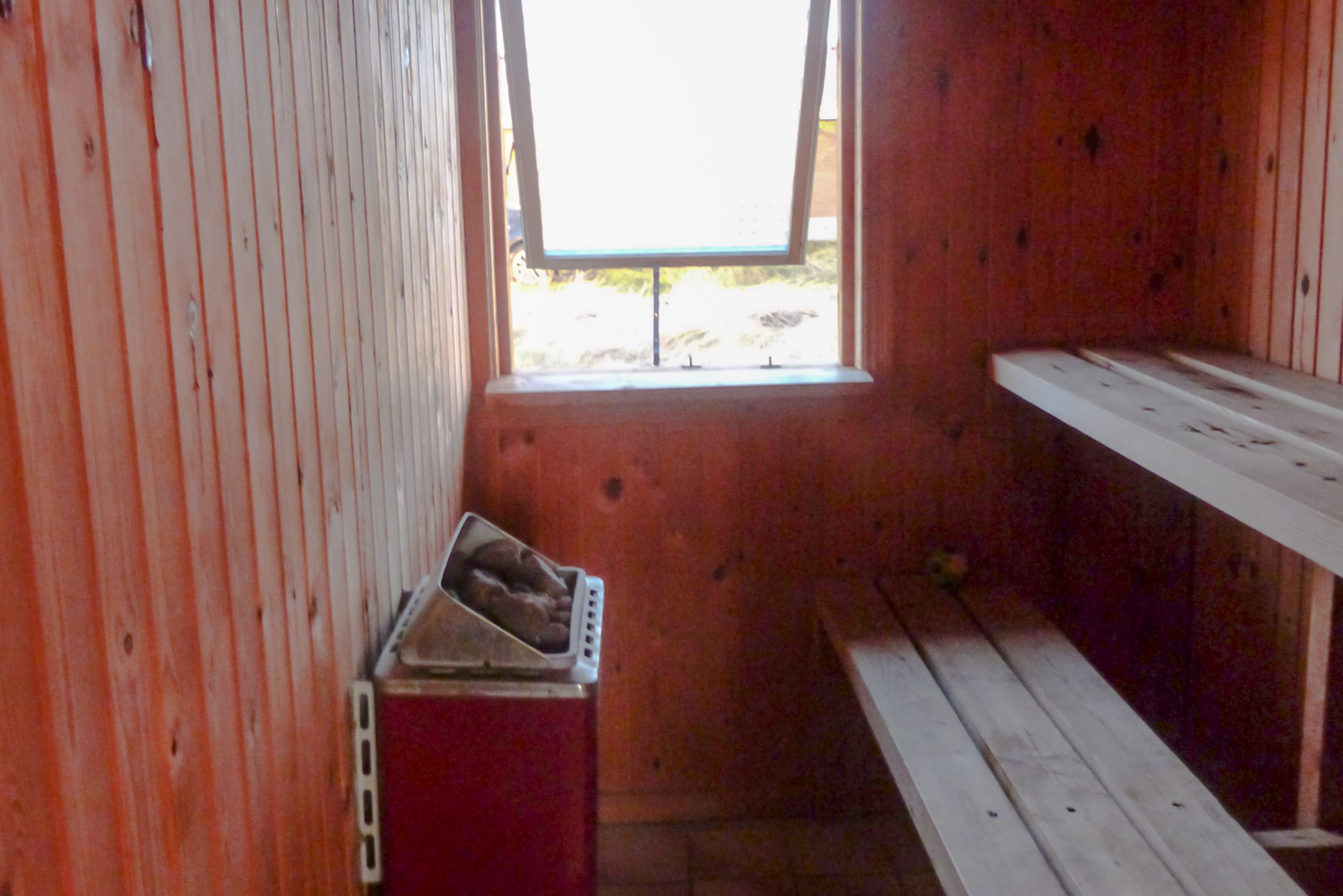 Sauna Ferienhaus Dänemark