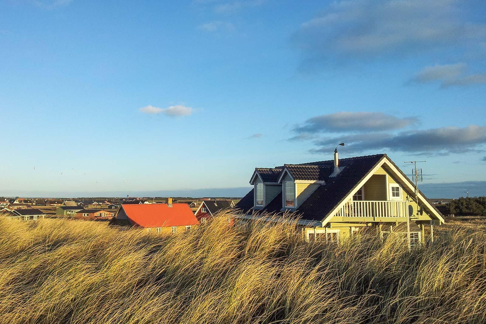 Ferienhaus Dänemark Nordseeküste