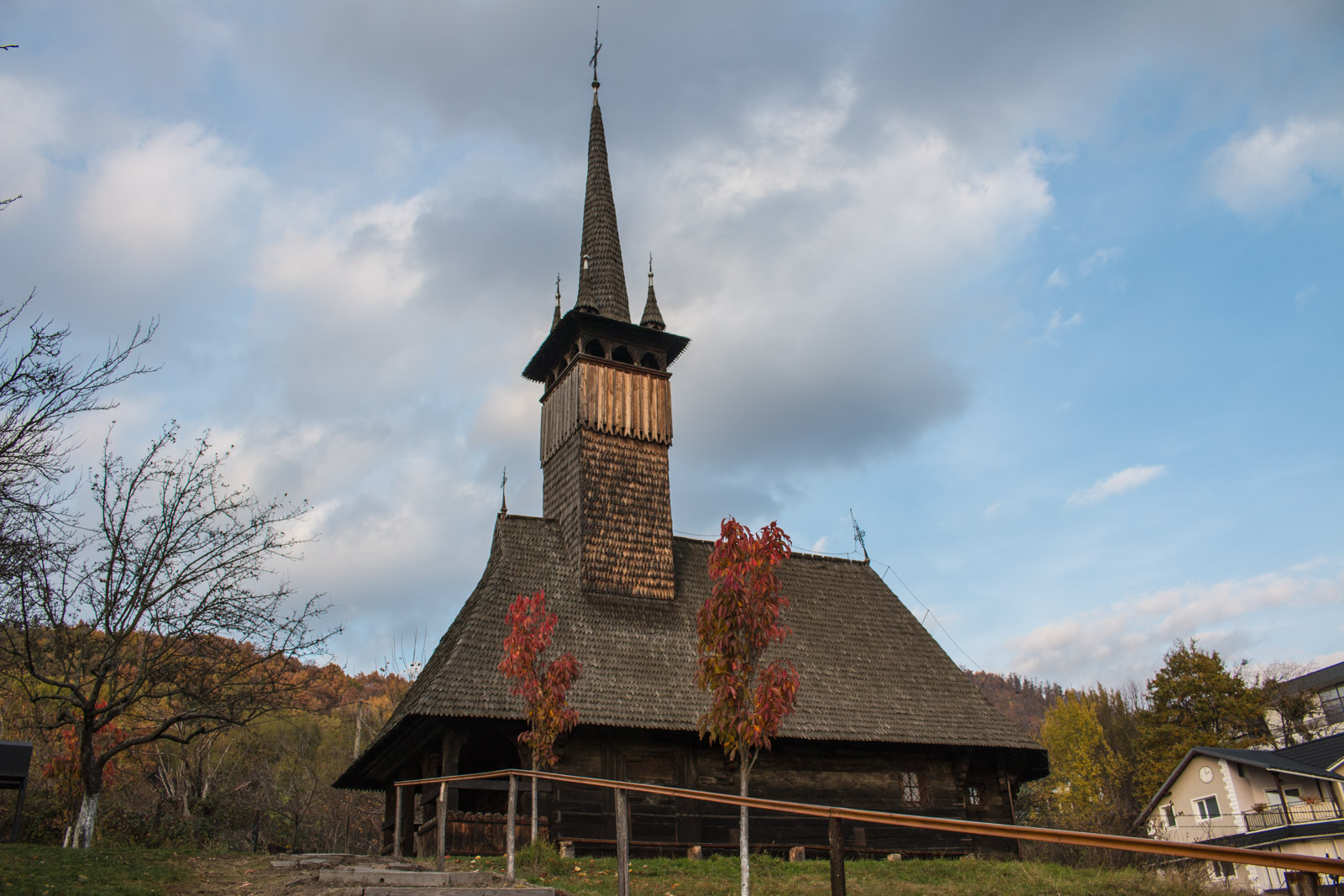 Holzkirche Maramures