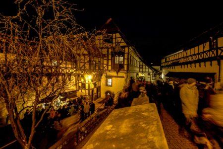 Weihnachtsmarkt Wartburg Eisenach Öffnungszeiten