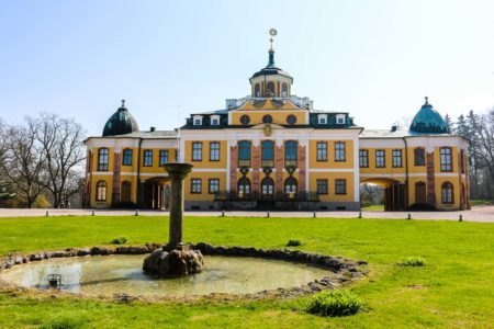 Weimar Geheimtipps Schloss Belvedere