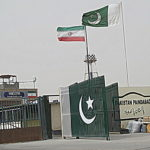 Grenze Iran Pakistan