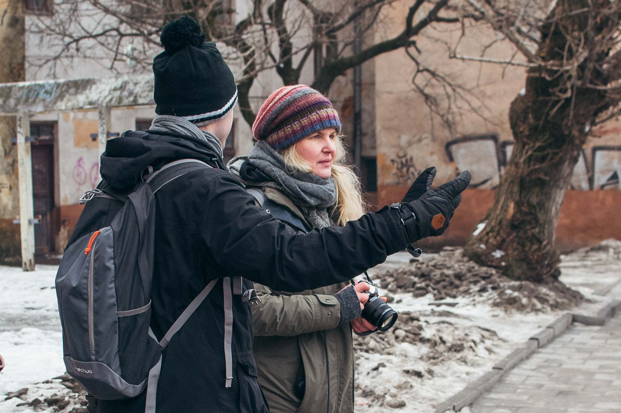Lviv Buddy Stadtführung Blogger