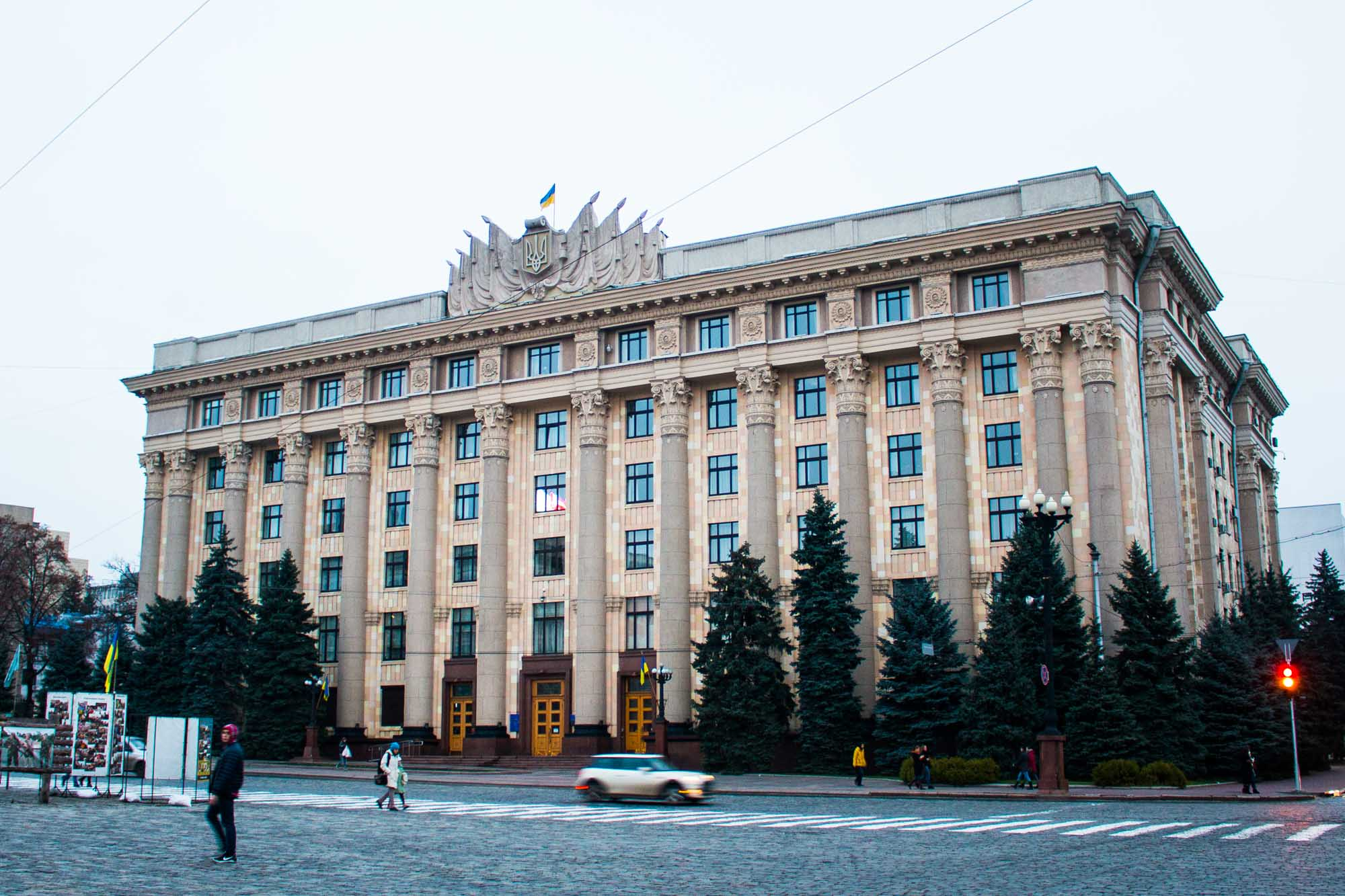 Sowjetisches Charkiw